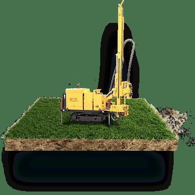 Самоходная буровая установка СБУ 54ЛС