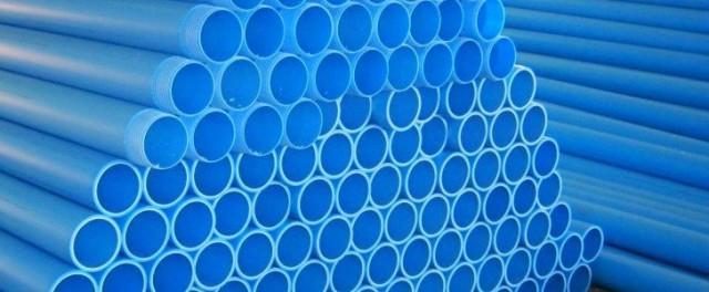 Трубы нПВХ для скважин на воду