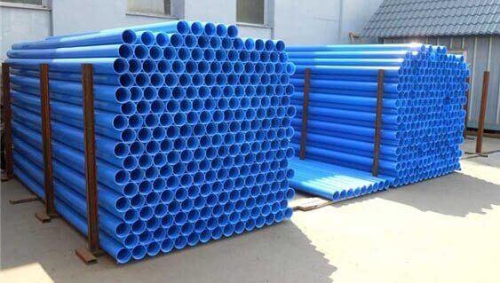 Трубы нПВХ для скважин на воду в Минске